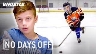 9-Year-Old UNREAL Hockey Skills   Next Sidney Crosby?