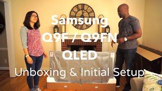 Unboxing Samsung QLED 65'' Q8F 4K UHD Smart TV - Getplaypk  