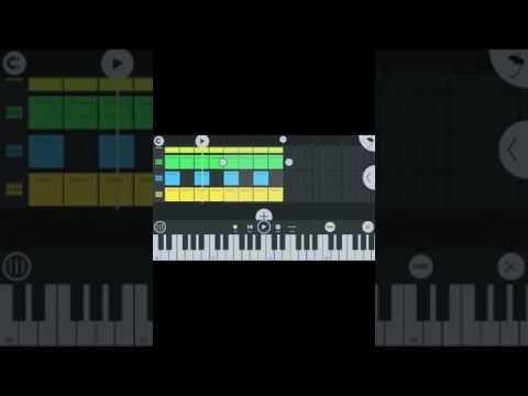 How to make a hip hop beat on FL Studio Mobile 3 (Loop)
