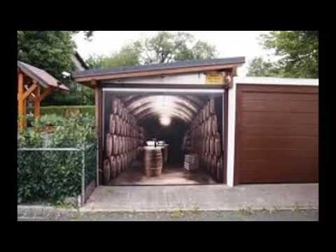 Garage Wine Cellar