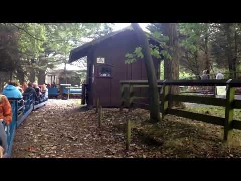 Blackpool Zoo Train Ride - 2