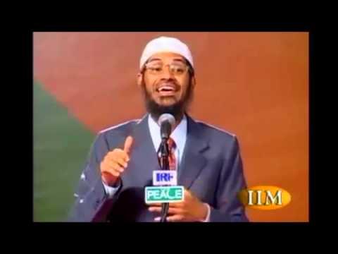 Does Touching Woman break Wudu - Dr. Zakir Naik