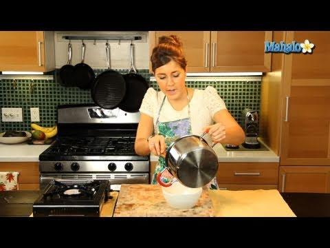 How to Make Plain Old-Fashioned Oatmeal