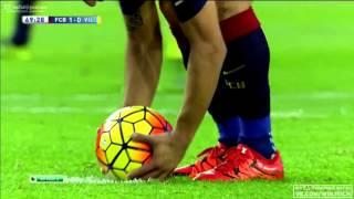 FC Barcelona vs Villarreal CF [3-0][08/112015] EL BARÇA JUGA A RAC1