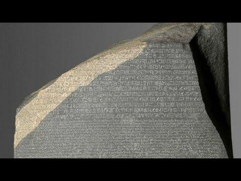The Rosetta Stone - Professor Richard Parkinson