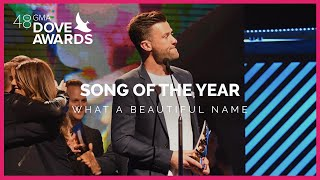 Download ″What A Beautiful Name″ Wins Song of the Year Video