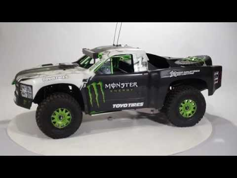 Project NSP-1 Monster Energy CUSTOM BUILD Overview