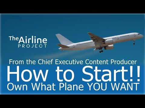 How to Start the Airline Project