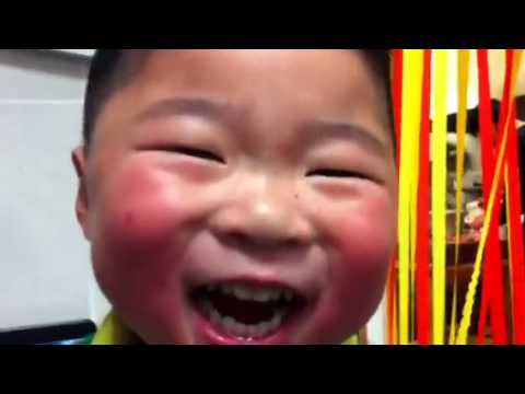 cutest ever Chinese baby laughing
