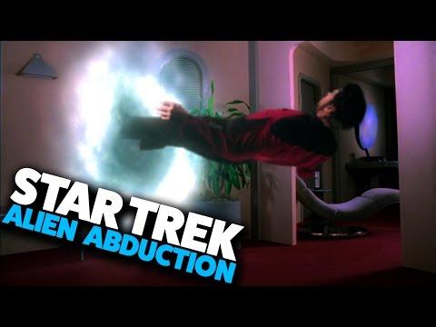 Alien Abduction in Star Trek