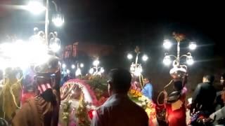 Trishakti Dj procession in Vssnagar 25 11 2016