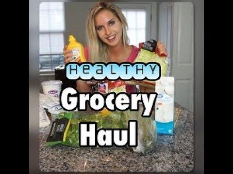 Healthy Grocery HAUL (Eat Good Stay Lean)