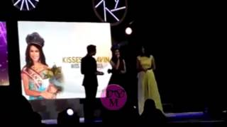 Kisses Delavin Final walk as Miss Kaogma  Full Video