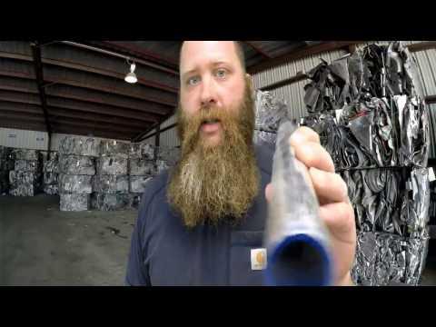 Scrap Aluminum, 6063 and 6061