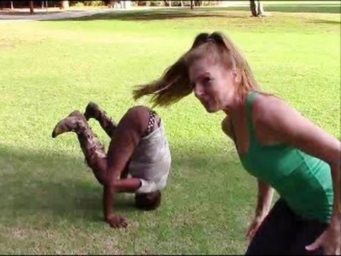 Gymnastics Arm, Abs, Shoulders, Press Strength Exercises With Coach Meggin!