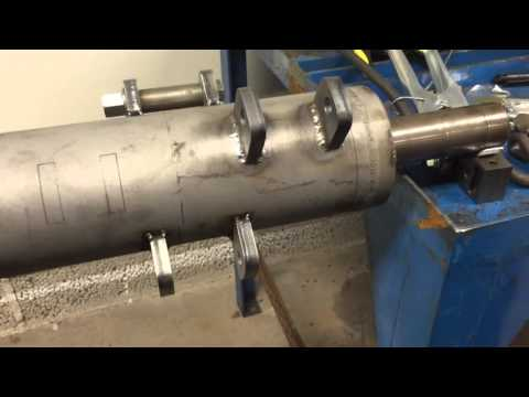 Rotor to homemade heavy duty flail mower Part 1/3