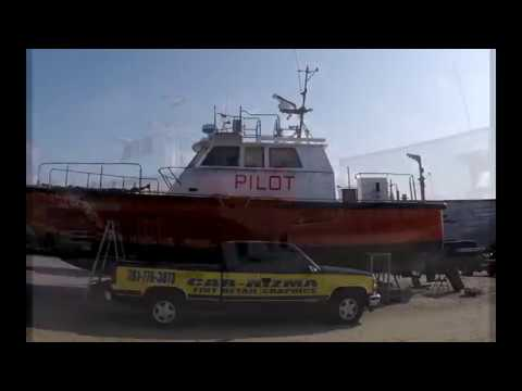Carrizma Timelapse Pilot Boat name install