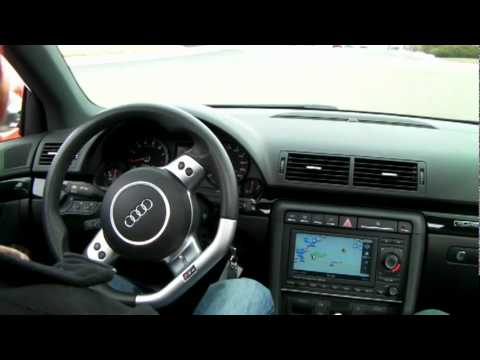 Supercharged & Meth Injected 2007 AUDI RS4 + 830 HP