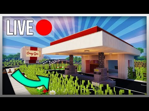 ✔️ EXPANDING MY MINECRAFT TOWN! (Roads & More)