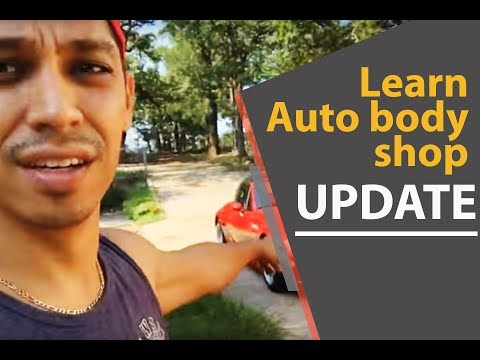 Learn Auto body shop update