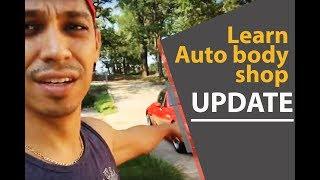 Learn Auto body shop update
