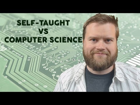 Do CS Graduates Hate Self-Taught Programmers in 2018?