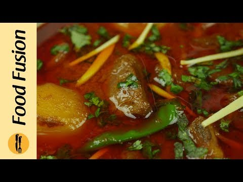Aloo Ghosht (Delhi Style)  Recipe By Food Fusion
