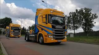 Scania R450 x25 (Odbiór nowego autka) :)