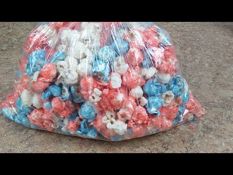 CANDY POPCORN REVIEW