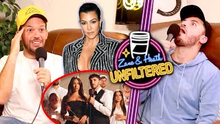 Kourtney Kardashian Surprised Us on Set - UNFILTERED #48