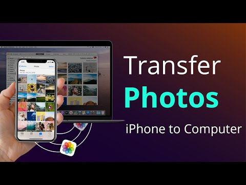 AnyTrans - How to Transfer Photos from iPhone to Computer Without iTunes
