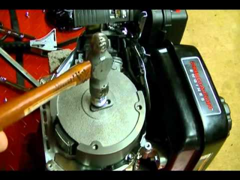 Small Engine Repair: How to Remove a Flywheel without a Puller on a Harbor Freight Predator Engine