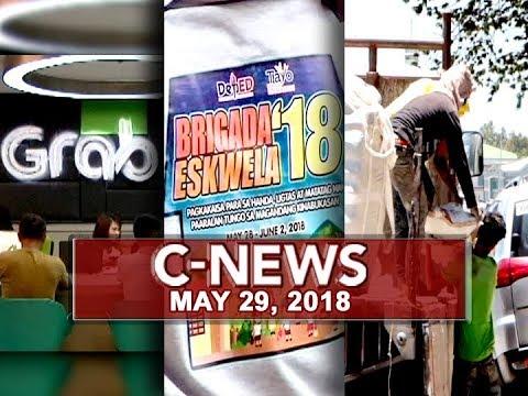 UNTV: C-News (May 29, 2018)