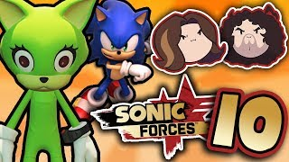 Sonic Forces: Gah! Ough! Agh! - PART 10 - Game Grumps