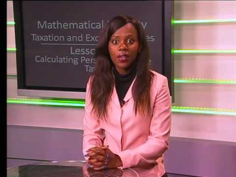 01 Calculating Income Tax
