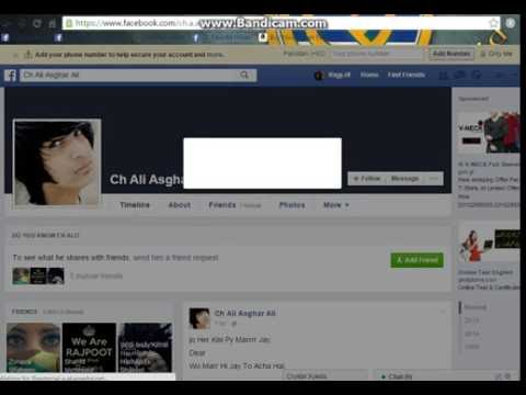 HOW TO REPORT A FAKE FACEBOOK ACCOUNT