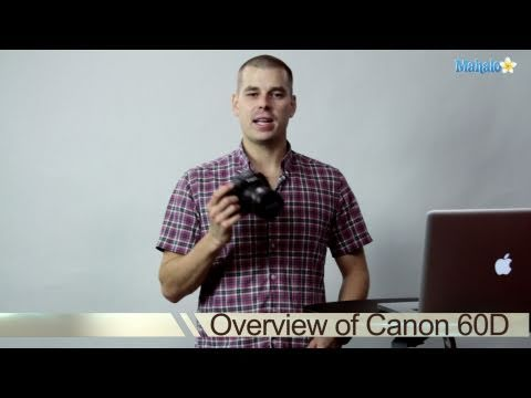 How to Adjust Frame Rates on a Canon 60D DSLR
