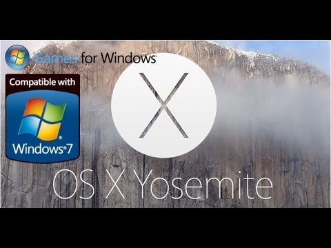 How to Play Windows Games on a Apple Mac... Bootcamp!