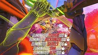 If You Can Genji Deflect Like THIS, You Will Get Top 500