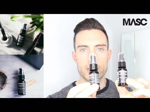 What Is A Serum? Reviving Day Serum and Repairing Night Serums For Men