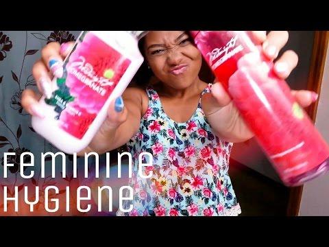 FEMININE HYGIENE 101 Staying Fresh + Smelling Good!