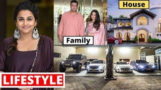 Vidya Balan Lifestyle 2020, Salary, House, Husband, Cars, Family, Biography, Movies & Net Worth