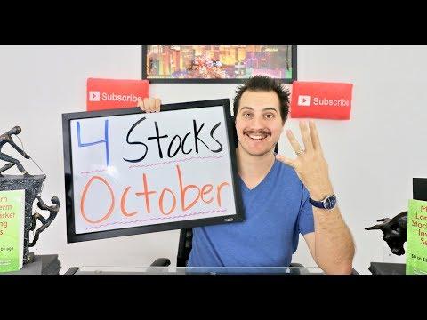 4 Stocks Im Buying - October 2017