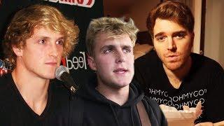 Shane Dawson & Jake Paul! Logan Won