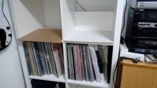 Ikea Kallax for Vinyl Storage    on WHEELS - PakVim net HD Vdieos Portal