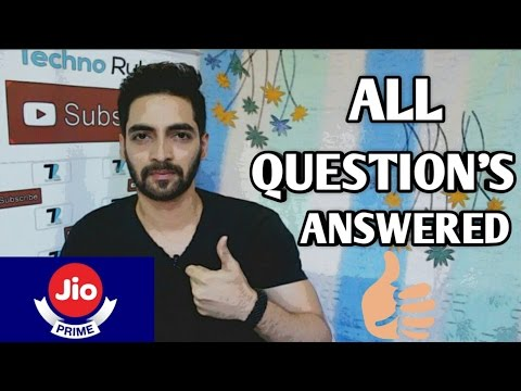 JIO Prime FAQs - All Questions Answered