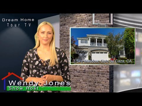 3 Sky Meadows Dream Home Tour TV