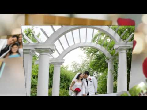 Wedding at the Davis Johnson Park & Gardens - Serpentine Road, Tenafly, NJ By Alex Kaplan ...