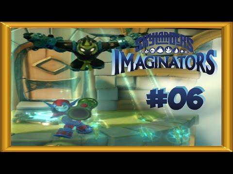 Skylanders Imaginators Walkthrough 100% -  Expert Mode |  ALL COLLECTIBLES  | 2 Player - Part 6