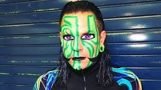 Jeff Hardy brings back the face paint